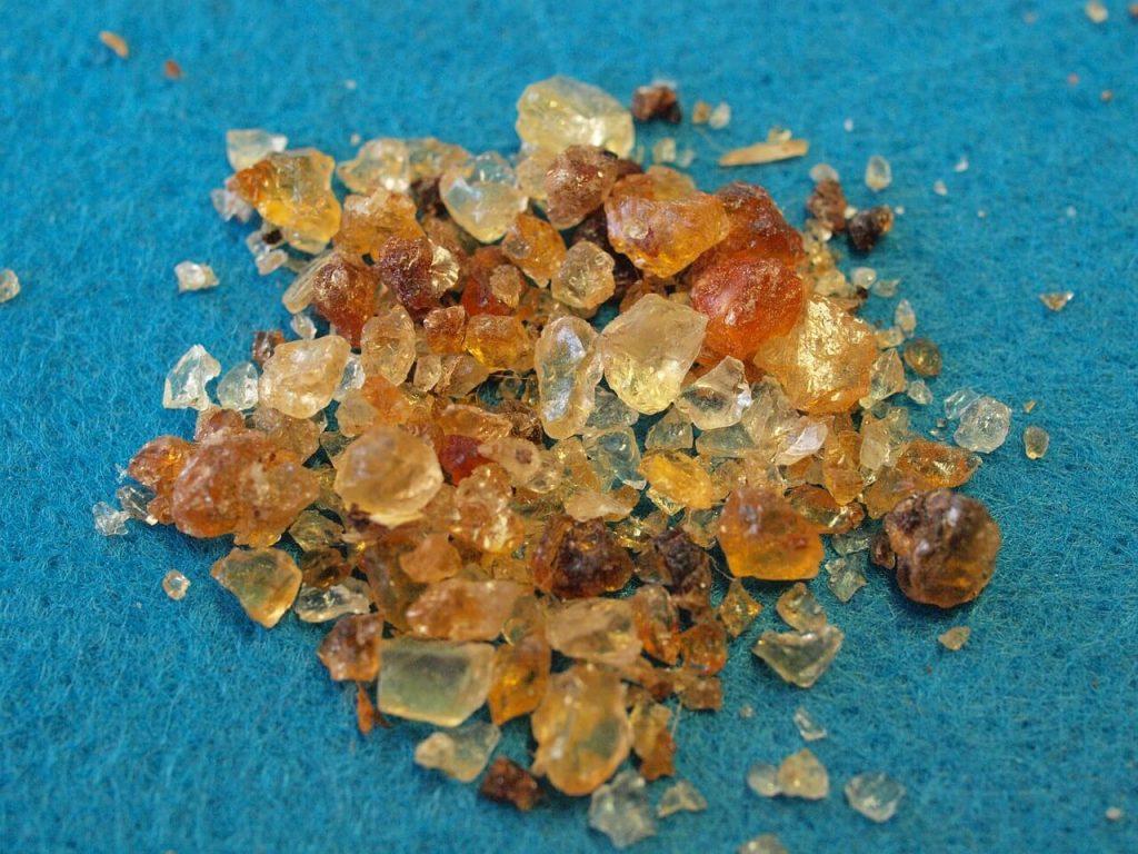 khasiat gum arabic