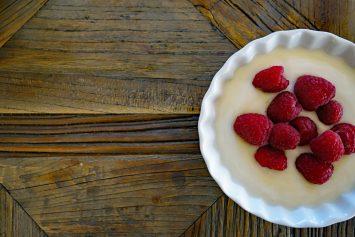 yogurt rasberi