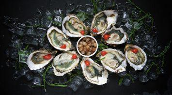 tiram-makanan laut
