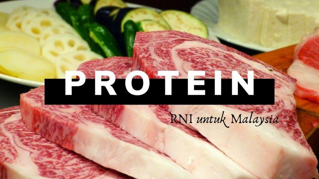senarai makanan tinggi protein
