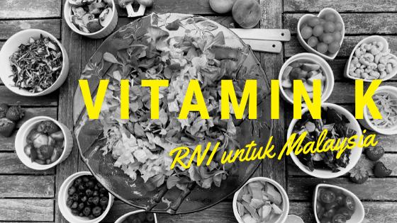 makanan tinggi vitamin K