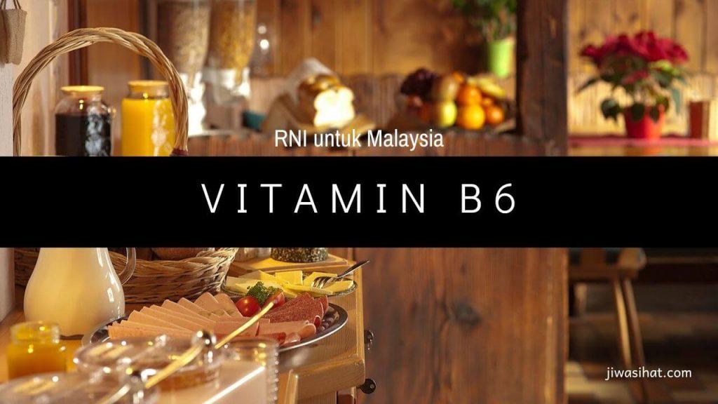 makanan ynag tinggi vitamin B6