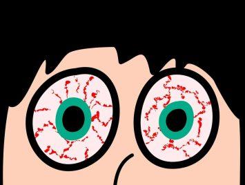 mata merah dan gatal
