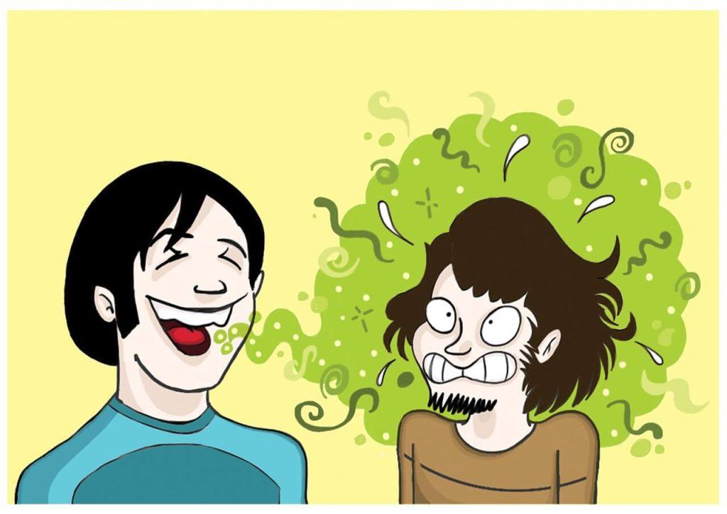 cara hilangkan bau mulut atau nafas berbau