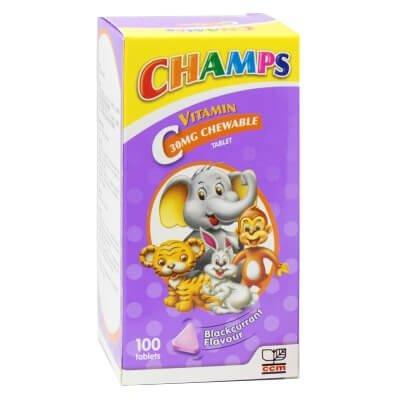 champs vitamin c