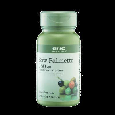 gnc-saw palmetto untuk prostat