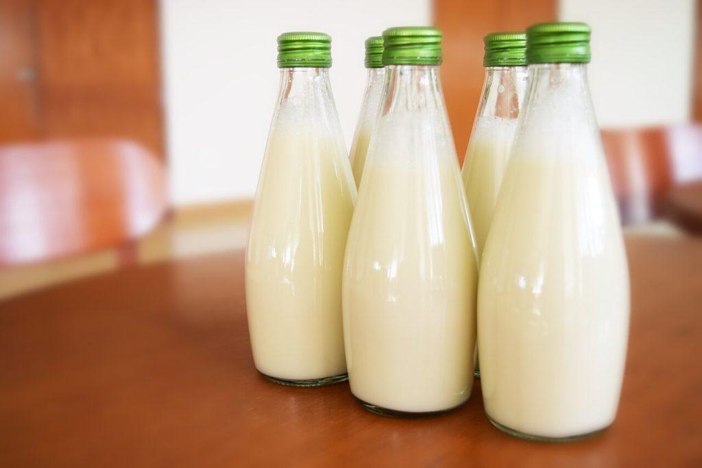 susu lembu: jenis alahan makanan