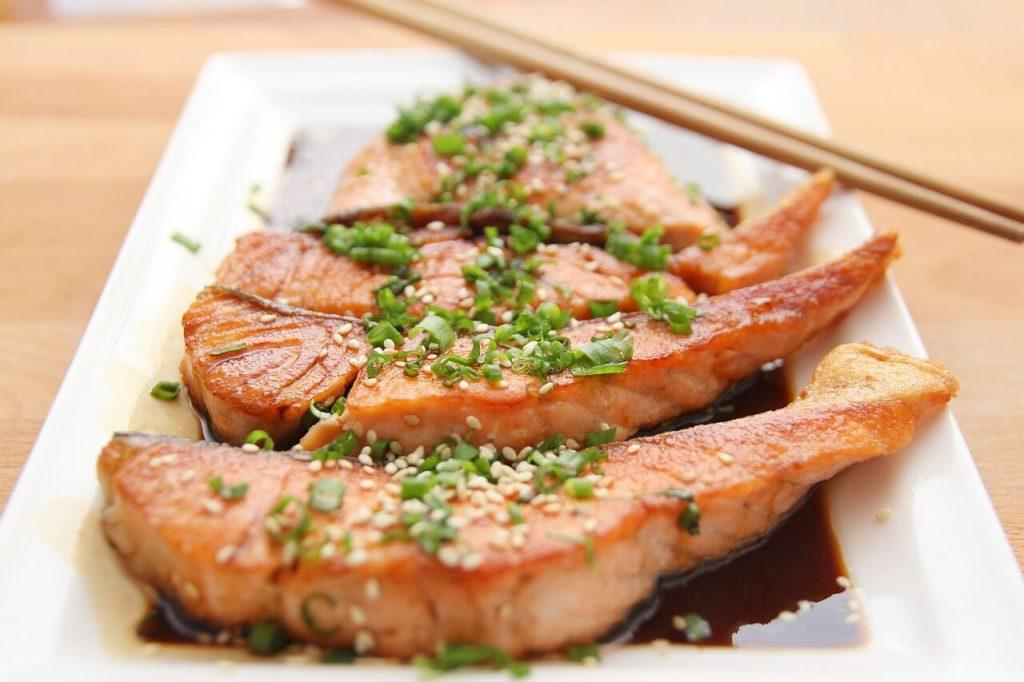 salmon-jenis ikan berlemak