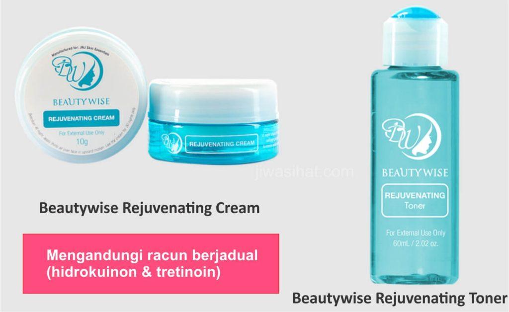 produk kosmetik mengandungi racun berjadual april 2021
