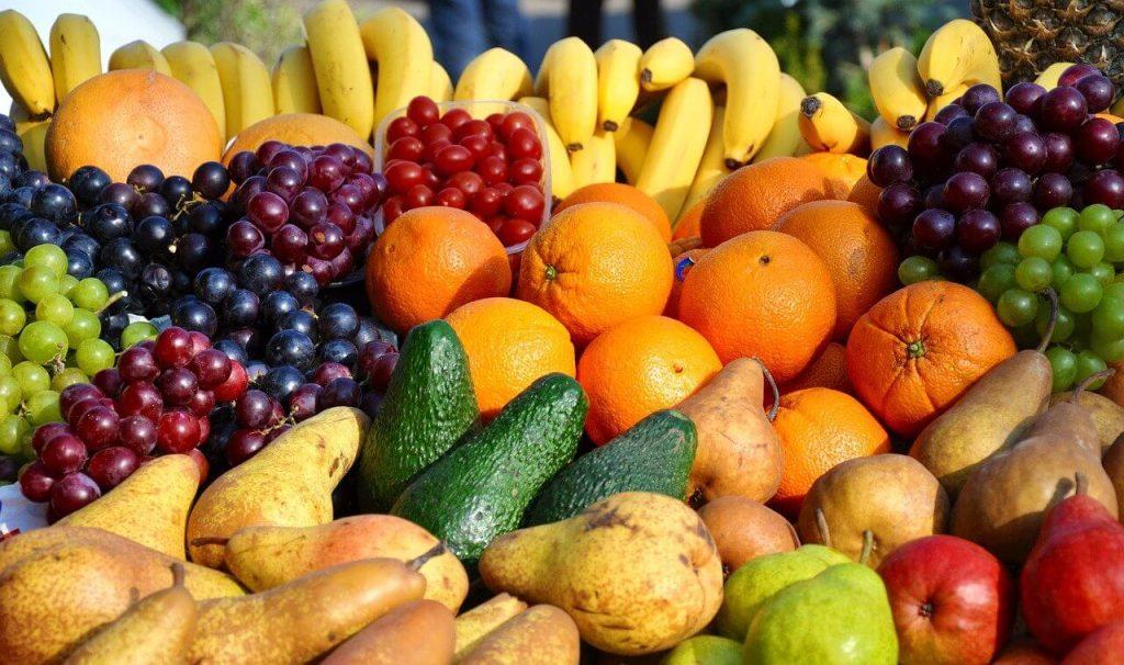 buah-buahan tinggi kandungan gula