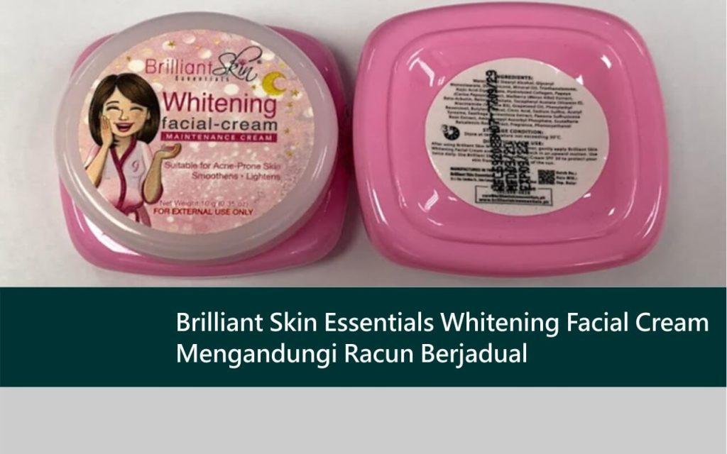 Brilliant Skin Essentials Whitening Facial Cream