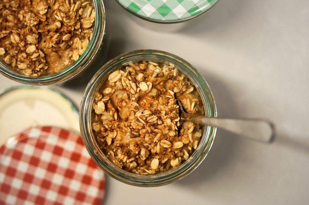 oat-makanan yang boleh menurunkan paras gula darah