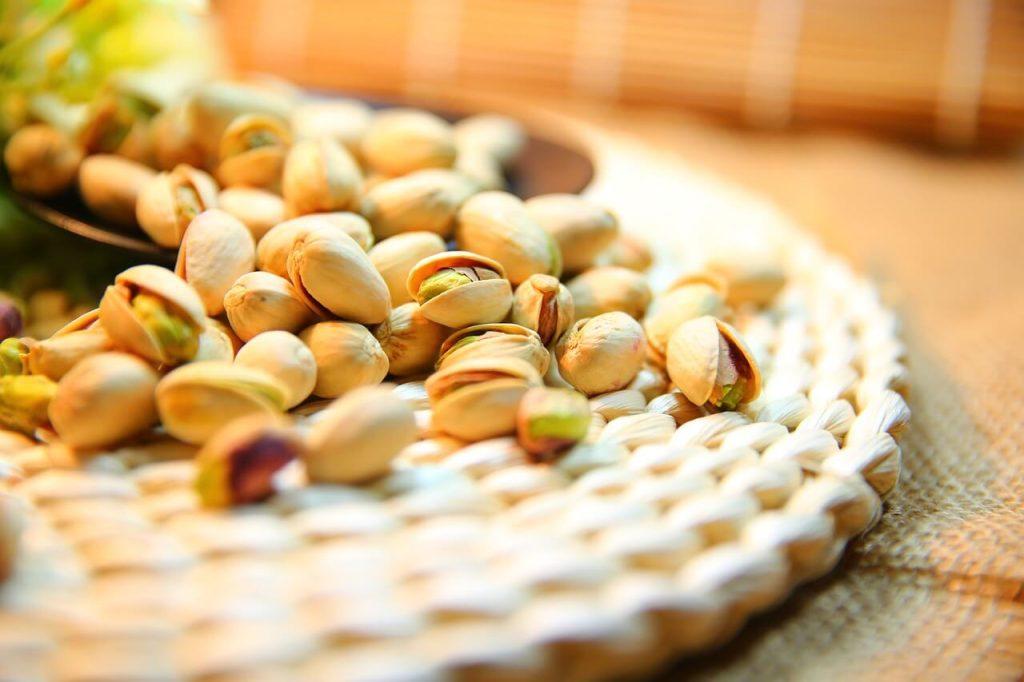 khasiat kacang pistasio