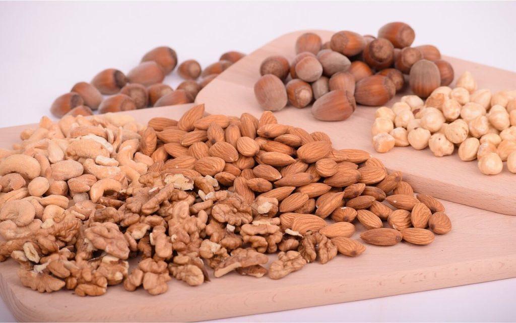 kacang menurunkan paras kolesterol