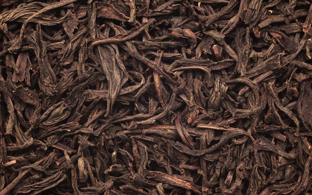 khasiat teh hitam